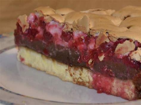 baiser auf kuchen johannisbeer pudding baiser kuchen zaza77 auf www