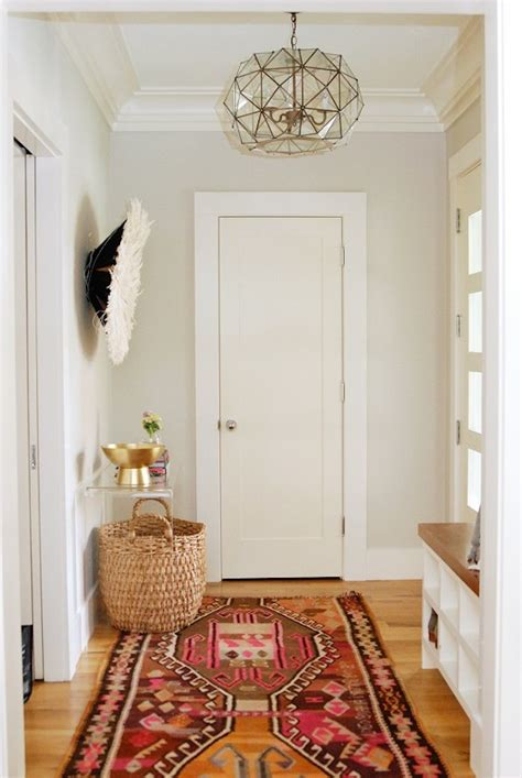 entryway rugs picking the right rug becki owens