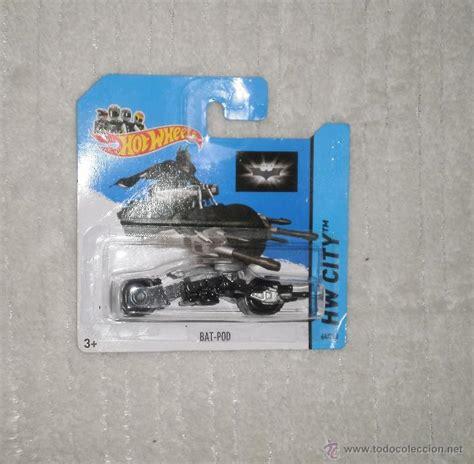 Wheels Bat Pod 1 juguete coche wheels batman bat pod moto comprar