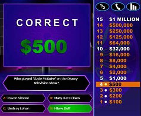 preguntas y respuestas quien quiere ser millonario quien quiere ser millonario 2 nds imagen 267578