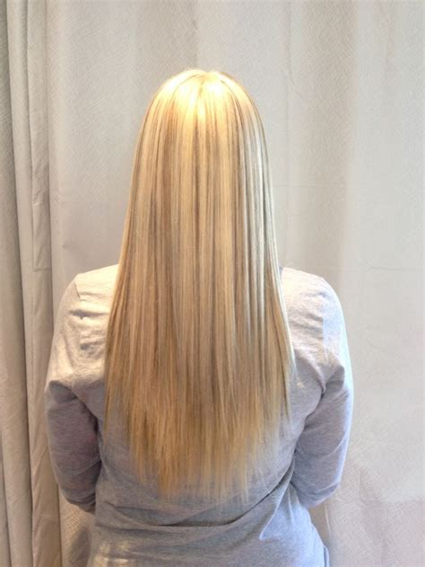 hairstyles blonde brown foils 1000 images about cuts colours on pinterest concave