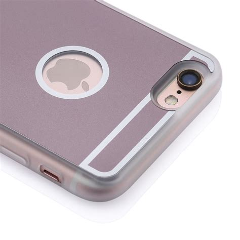 qi wireless charger charging receiver back cover for apple iphone 6s 6 ebay