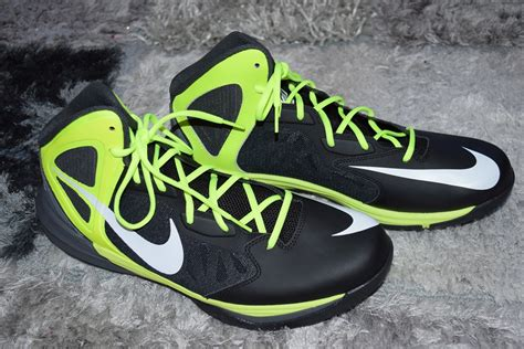 nike volt basketball shoes nike prime df black volt s basketball shoes