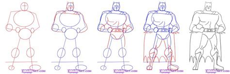 How To Draw Batman How To Draw Batman Ste Apps Directories