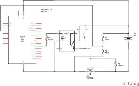 about circuit simple low voltage disconnect circuit for arduino home