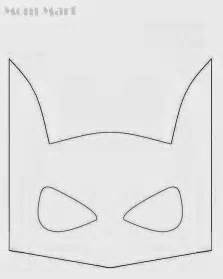 batman template best photos of printable robin mask template robin mask