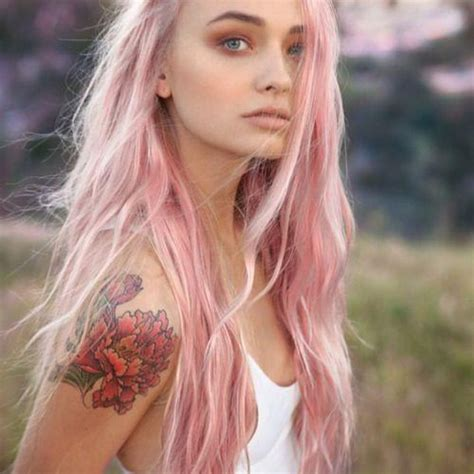 pretty colored hair 7 colored hair image 3647854 by loren on