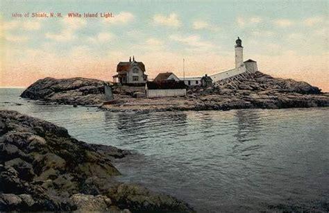 White Island Light File White Island Light Isles Of Shoals Nh Jpg