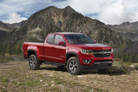 chevy styles   colorado    trail boss edition carscoops