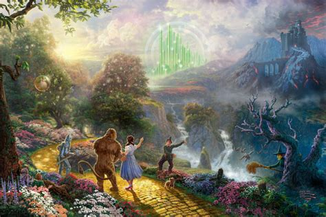 the wizard of oz full hd wallpaper and background image