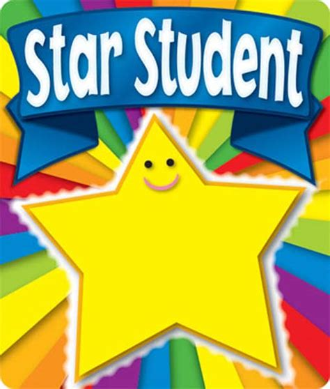 printable star of the week badge star student clipart clipart panda free clipart images