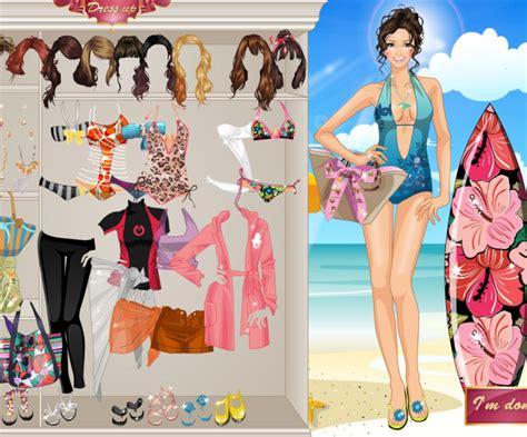 juegos para chicas isla de juegos juego de vestir con trajes de ba 241 o juegos
