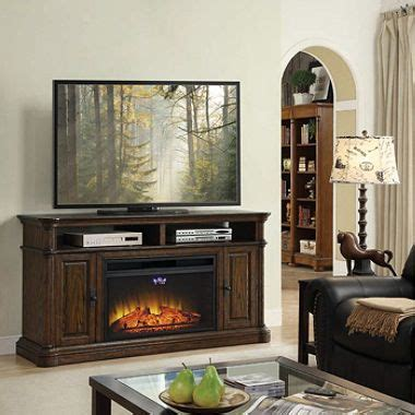 Chatsworth Electric Fireplace Media Console by D Electric Fireplaces And Mantels On
