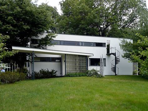 gropius house architecture city guide boston archdaily