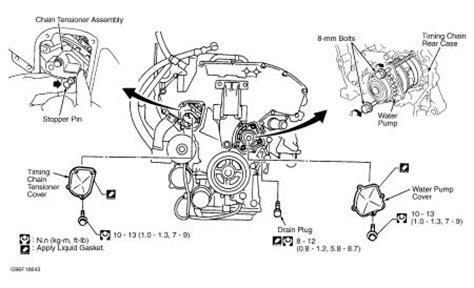 1997 nissan altima engine diagram ka24de cooling diagram ka24de wiring diagram and circuit