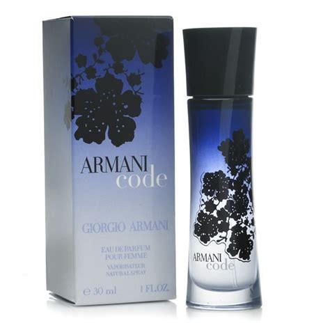 Parfum Armani Code Import armani code femme 75ml of giorgio armani fragora