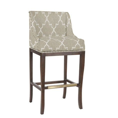 Bar Stools With Nailhead Trim by Pin By Sue Vandiver On Bar Stools