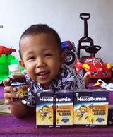 Qnc Jelly Gamat Untuk Nafsu Makan walatra hexabumin obat gemuk nafsu makan anak review