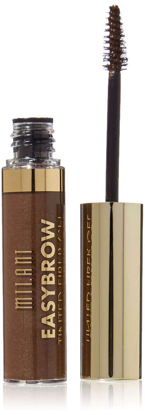 Milani Easy Brow Tinted Brow Gel milani easy brow automatic pencil brown