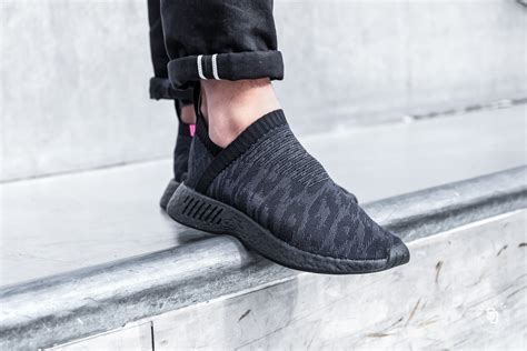 Sepatu Adidas Nmd City Shock White 40 44 adidas nmd city sock 2 primeknit black carbon shock pink cq2373