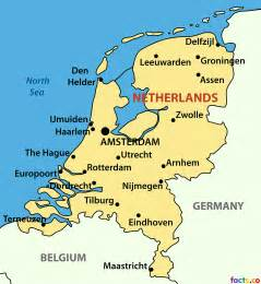 netherlands map map netherlands map blank political netherlands map with cities