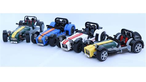 you can buy an official lego caterham seven top gear