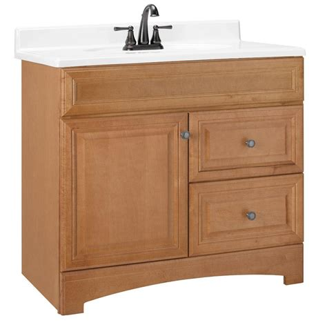 glacier bay cambria 36 in w x 21 in d x 33 5 in h
