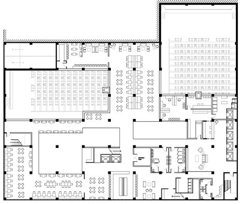 cinema floor plan edited floorplans nouveau cinema and hotel