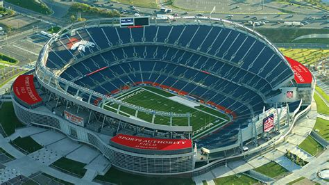 sports authority seating capacity best seats at mile high stadium