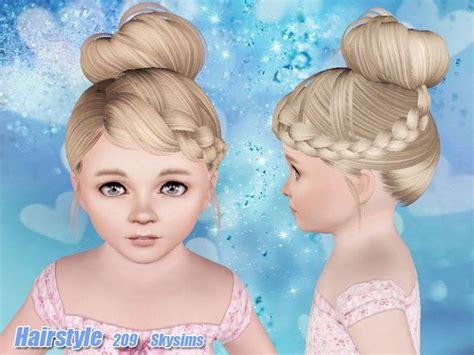 skysims hair child 204 sims 3 pinterest sims sims 3 toddler hair www pixshark com images galleries