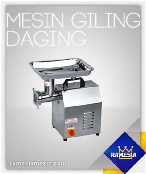 Harga Mesin Giling Daging Dan Ikan Mgd G31 harga mesin giling ikan daging dll grinder