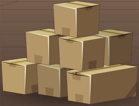 Pile of Boxes   AQW