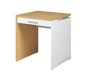 Small Desk Room4 Home Office 2200 White And Oak Small Desk