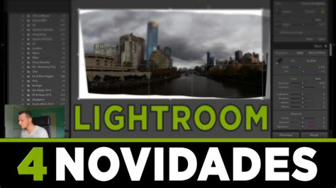 tutorial lightroom iniciantes 4 novidades bacanas do adobe lightroom cc 6 0 para