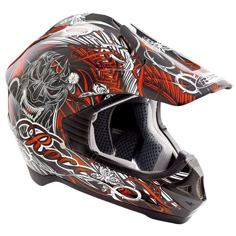 Helm Cross Rocc 710 Jungle Cross Helmet Buy Cheap Fc Moto