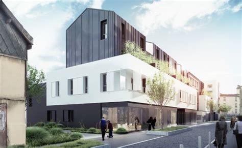 immobiliere 3f siege social 31 logements sociaux aubervilliers nzi architectes