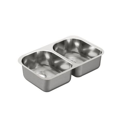 Moen Sink by Moen 2000 Series Undermount Stainless Steel 29 25 In