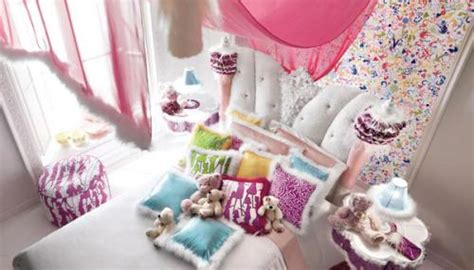 beautiful little girl bedrooms glamourosos y coloridos dormitorios de ni 241 as decoracion in