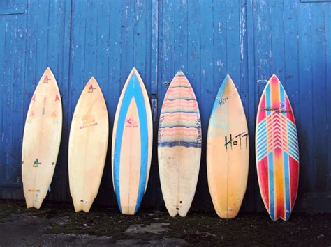 vintage surf vintage surfboard collector uk early 80s