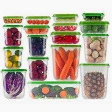 Set Kotak Makanan Bagus Ikea Pruta Isi 17 Pcs cantik dan efisien dari ikea arisa shop