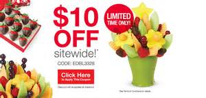 fruit bouquets coupons edible arrangements canada save 10 any order sitewide with promo code canadian freebies