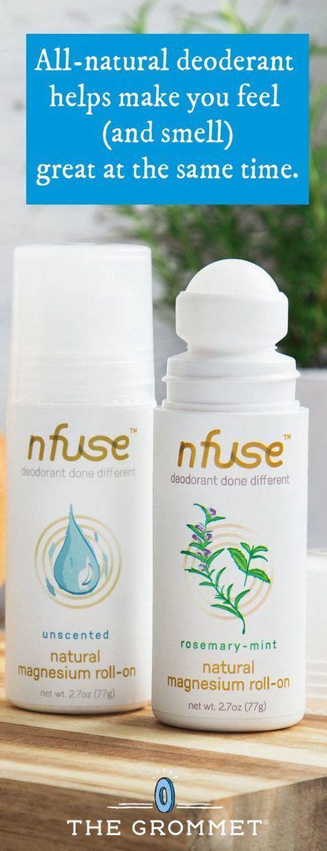 Symptoms Of Deodorant Detox by Nfuse All Magnesium Deodorant Deodorant