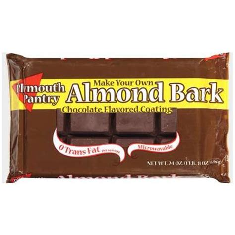 Is Plymouth Pantry Almond Bark Gluten Free by Plymouth Pantry Almond Bark Chocolate 680 Gr Delicias