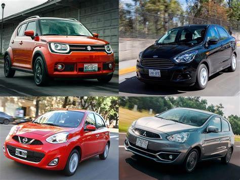 carros nuevos economicos autos post los 10 autos m 225 s baratos en m 233 xico para 2018 autocosmos