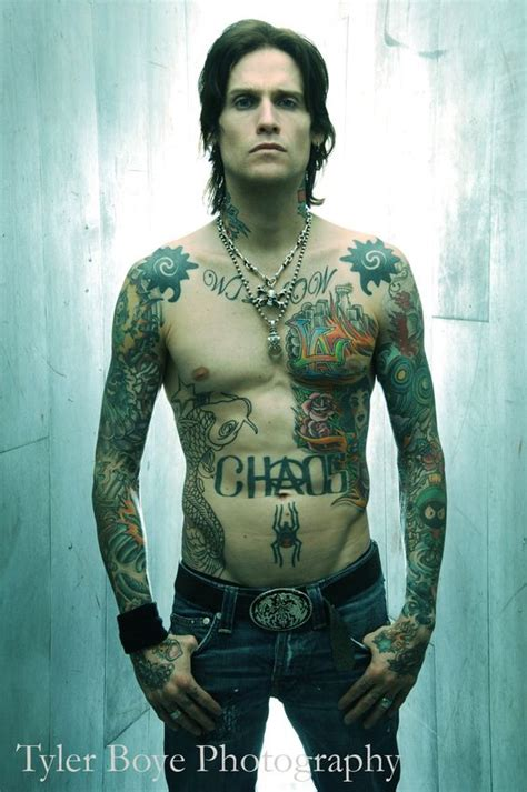 josh todd tattoos who cares guys and country on