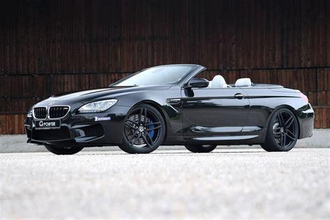 m6 bmw horsepower g power gives the bmw m6 convertible 729 horsepower