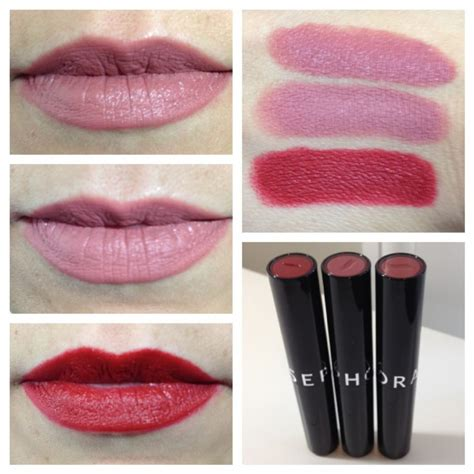Lipstick Sephora sephora color lip last reviews photos makeupalley
