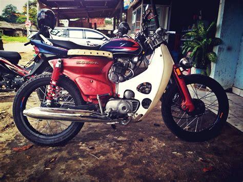 honda c700 cub it was a standard honda 1983 c700