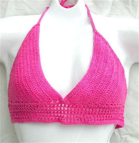 Crochet Bra crochet bra cup pattern crochet patterns only