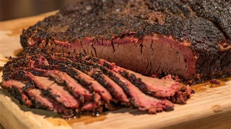 smoked brisket youtube
